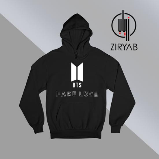 BTS Fake Love Tshirt Hoodie Sweatshirt