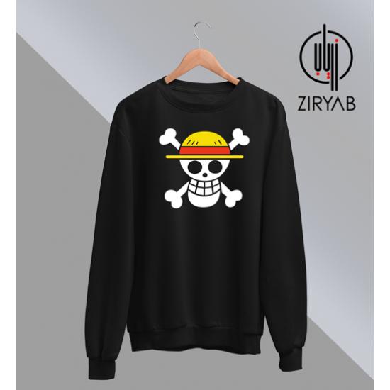One Piece Luffy Tshirt Hoodie Sweatshirt