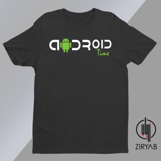 Android Time Tshirt Hoodie Sweatshirt