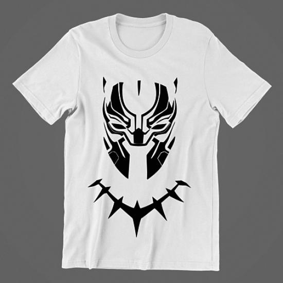 Black Panther men T-shirt
