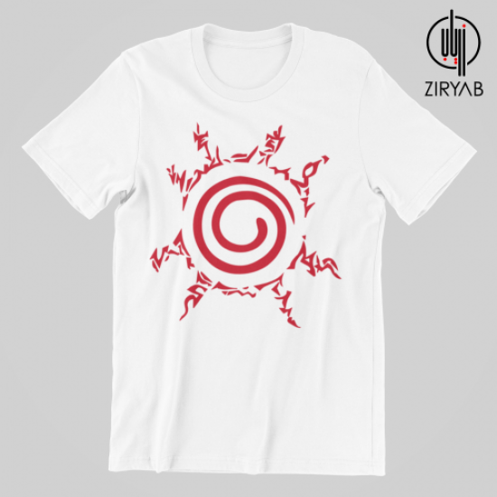 Eight Trigrams Sealing Naruto Tshirt Men