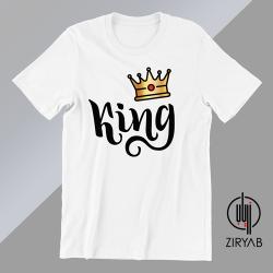 King Tshirt Hoodie Sweatshirt