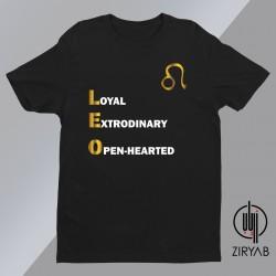 Leo horoscope sign design T-shirt Hoodie Sweatshirt